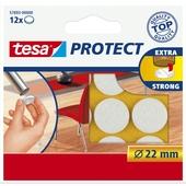 Tesa Protect vilt 22mm wit 12 stuks