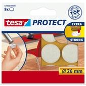 Tesa Protect vilt 26mm wit 9 stuks