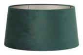 Lampenkap Velours 40x35x20 cm donkergroen