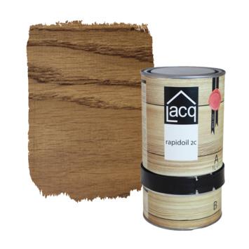 Lacq Rapidoil 2C brown 1 liter