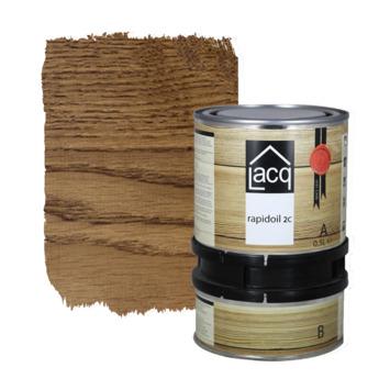 Lacq Rapidoil 2C brown 500 ml