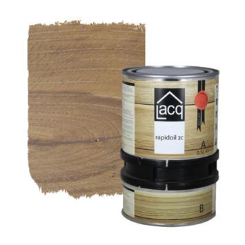 Lacq Rapidoil 2C chalk white 500 ml