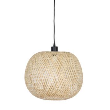 Hanglamp Vinny Ø40 cm bamboe naturel