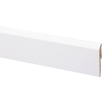 CanDo muurplint wit 240 cm