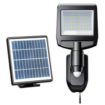 Prolight LED solar breedstraler 10W 900 lumen