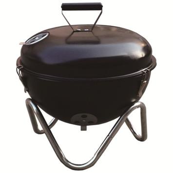 Tafelbarbecue zwart