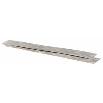 CanDo traprenovatie kantfolie kahlua eiken 40x6 cm (2 stuks)
