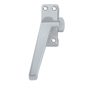 AXA raamsluiting met nok links aluminium buitendraaiend