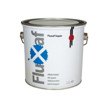 Fluxaf Super duurzaam afbijtmiddel 2,5 liter