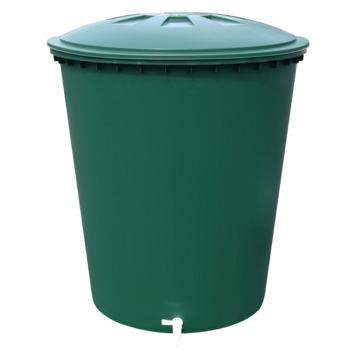 Regenton Consich groen 210 liter
