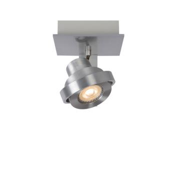 Lucide plafondspot Landa II 5W aluminium