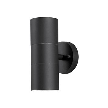 Konstsmide buitenlamp Modena XL zwart 2-lichts