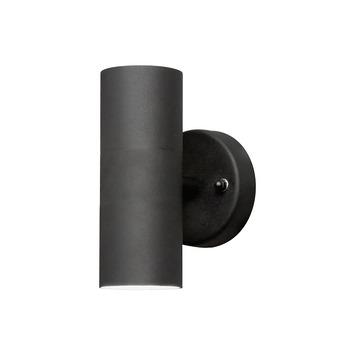 Konstsmide buitenlamp Modena zwart 2-lichts