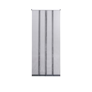 Bruynzeel lamellenhordeur S400 95x235 cm grijs