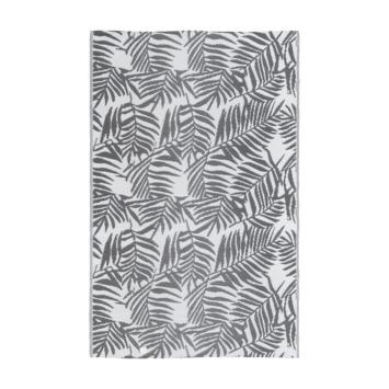 Buitenvloerkleed Tarragona grijs/ wit  160x230 cm
