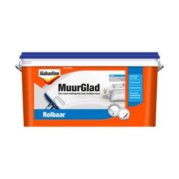 Alabastine MuurGlad rolbaar 5 liter