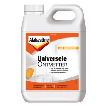 Alabastine universele ontvetter 2,5 liter