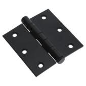 KARWEI Kogellagerscharnier 75x75 mm zwart - 2 stuks