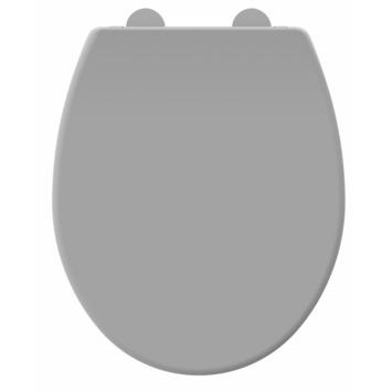 Allibert Dolceo wc bril grijs mat