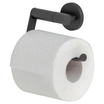 Tiger Noon toiletrolhouder zwart