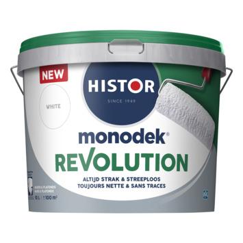 Histor Monodek Revolution latex wit 10 liter