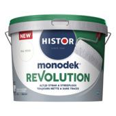 Histor Monodek Revolution RAL 9010 gebroken wit 10 liter