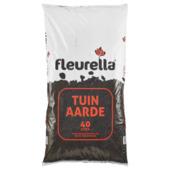 Fleurella tuinaarde (zak 40 ltr)