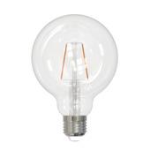 Handson LED-filament 95mm globe E27 1.7W(=20W) 200 lumen