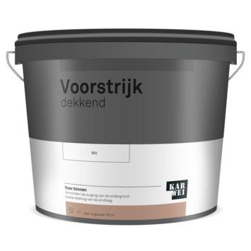 KARWEI voorstrijk dekkend wit 5 liter
