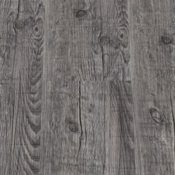 KleurstaalFlexxfloors Stick Basic PVC Vloerdeel grijs grenen
