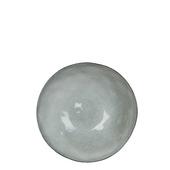 Bord grijs 20,5 cm