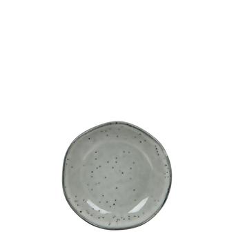 Tabo bord grijs 14 cm