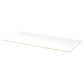 MDF plaat 122x61 cm dikte 9 mm met lakdraagfolie