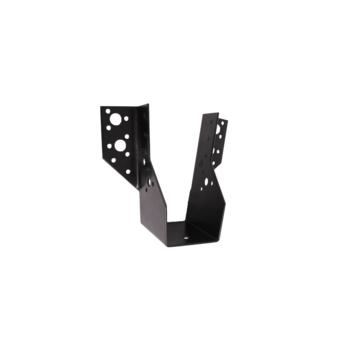 Raveeldrager Zwart Zwaar 59x138 mm