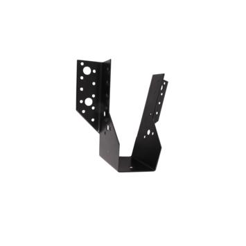 Raveeldrager Zwart Zwaar 63x158 mm