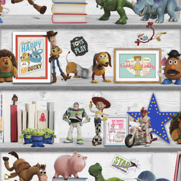 Papierbehang Toy Story Play Date (dessin 108017)