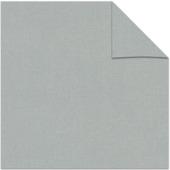 KARWEI kleurstaal lichtdoorlatend rolgordijn structuur licht grijs (5681)