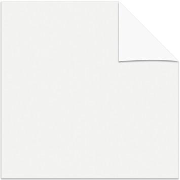 KARWEI kleurstaal verduisterend rolgordijn wit (7000)