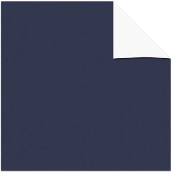 KARWEI kleurstaal verduisterend rolgordijn donker blauw (7003)