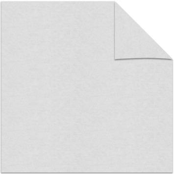 KARWEI kleurstaal lichtdoorlatend plisségordijn wit (6001)