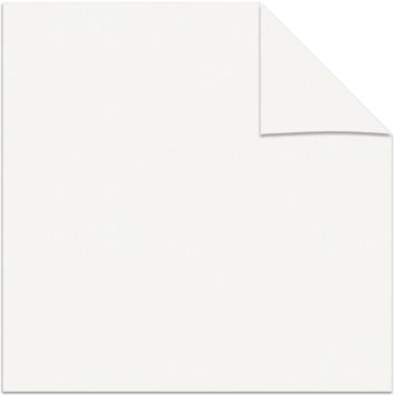 KARWEI kleurstaal verduisterend rolgordijn wit (498)