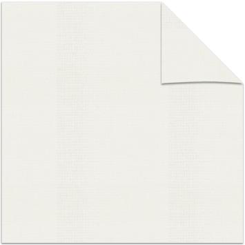 KARWEI kleurstaal lichtdoorlatend plisségordijn optisch wit (11148)