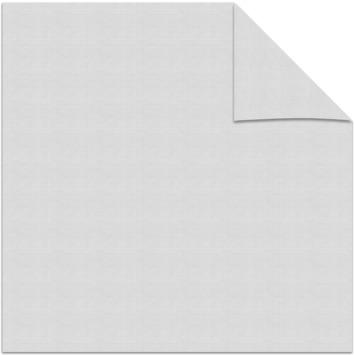 KARWEI kleurstaal lichtdoorlatend plisségordijn wit (11300)
