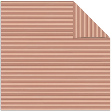 KARWEI kleurstaal lichtdoorlatend plisségordijn oud roze (11161)