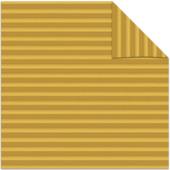 KARWEI kleurstaal lichtdoorlatend plisségordijn okergeel (11163)