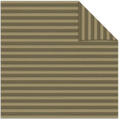 KARWEI kleurstaal lichtdoorlatend plisségordijn legergroen (11164)