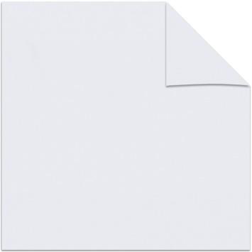 KARWEI kleurstaal verduisterend rolgordijn wit (14252)