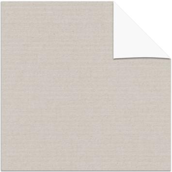 KARWEI kleurstaal verduisterend rolgordijn beige (14270)