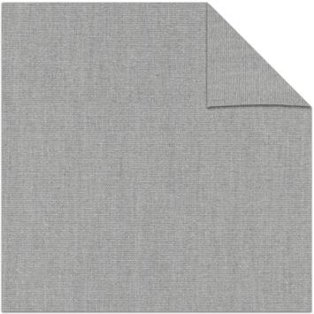 KARWEI kleurstaal verduisterend rolgordijn grijs (14274)