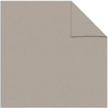 KARWEI kleurstaal lichtdoorlatend rolgordijn taupe (14210)